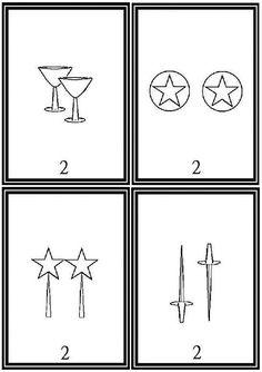 Free Printable Tarot Cards