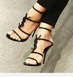 High heels shoes cool