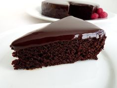 Double Chocolate Cake - 15 Delicious Chocolate Desserts Recipes