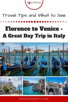 Pin Me - Florence to Venice – A Fascinating Day Trip in Italy Travel Advise, Travel Articles, Italy Travel Tips, Travel Destinations, Travel Images, Travel Pictures, Venice In One Day, Visit Venice, Best Travel Guides