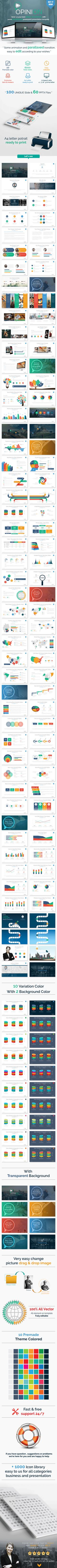 OPINION - Multipurpose Presentation Template. Download here: http://graphicriver.net/item/opinion-multipurpose-presentation-template/15847402?ref=ksioks
