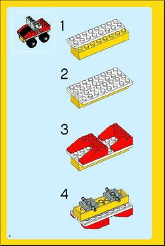 Lego Instructions - the ultimate guide to tons of projects