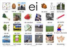 Is het woord met au dan staat het op de plaat dyslexie lezen en spellen pinterest taal - Werkblad eindigen ...