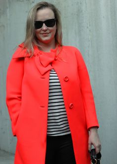 Kate spade Pink Dorothy Coat
