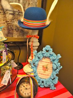 Chloe's Celebrations ~ Alice in Wonderland Party Photo Encore - Celebrate & Decorate