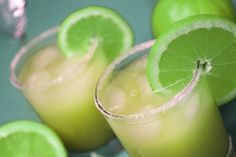 Whole Fruit Margaritas - These are so tasty and easy and have a lot less sugar than the mixes from the store. With a non-Vitamix blender, just blend like you would any other frozen drink. For the kids and non-alcohol drinkers, I substitute water or low sugar fruit juice for the tequila and Grand Marnier (diet Ocean Spray Cranberry Juice is my personal favorite.)