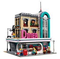 LEGO Bau- & Konstruktionsspielzeug Lego City Friends 4 x White Brick Arch 1 x 6 x 2 Curved Top  NEW