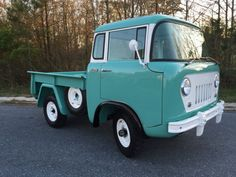 jeep forward control truck - Google Search