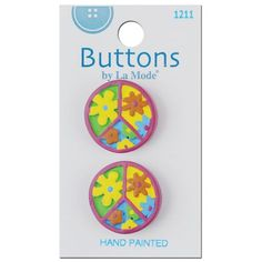 Dress It Up Buttons by Jesse James # 6958 Colorful Sneakers Fun Run Buttons
