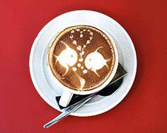 coffee fish love