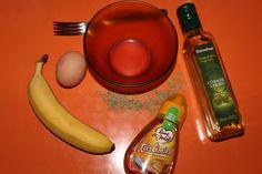 """""""GO GO Bananas"""": masque capillaire maison (réssucite cheveux secs et cassants)"""