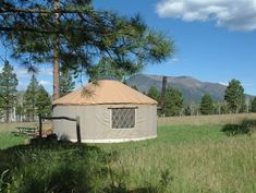 """These 6 Luxury """"Glampgrounds"""" In Arizona Will Give You An Unforgettable…"""