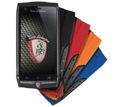 The Tonino Lamborghini 88 Tauri - an Android Smartphone with DSDA  support