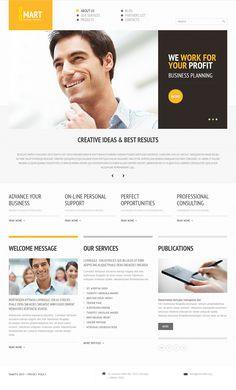 Creative Ideas WordPress Theme