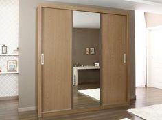 Guarda-Roupa Casal 3 Portas de Correr com Espelho com as melhores condições você encontra no site do Magazine Luiza. Confira!