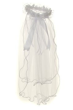 First Communion Veil by KidsCollection on Etsy, $20.00