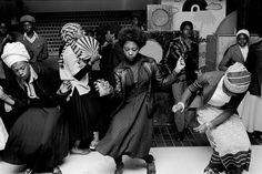 Im Tanz versunken:  1978 fotografierte Chris Steele-Perkins diese tanzenden...