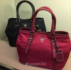 PLACE YOUR ORDER NOW!!We are heading to Bicester Village on Friday 3rd March 2017. Prada BN1841 RM2,600 ❤it?  WhatsApp me  for orders now.  Once it's gone, it's gone!  See even more #L2KLbv #L2KLbv #L2KLbv