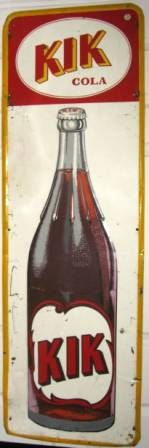 Kik cola The Old Days, Childhood Memories, Growing Up, Old Things, Soft Drink, Cool Stuff, History, Bottle, 1960s