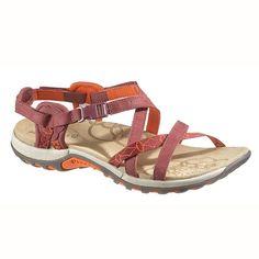 64,95€ - Montagne_chaussures - Damessandalen Jacardia - QUECHUA
