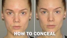 www.bangerhead.se En bra concealer är ett av de viktigaste skönhetsverktygen som kan lysa upp ett trött ansikte, täcka upp fula solfläckar, täcka över, och s...