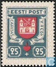 1936 Estonia - Caritas