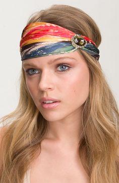 Cara Accessories 'Razmataz' Headwrap