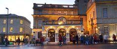 The Theatre Royal in Bath