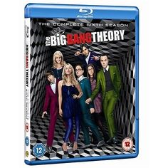 The big bang theory : season 6 - #johnny #galecki, jim parsons - new #blu-ray,  View more on the LINK: http://www.zeppy.io/product/gb/2/291441389770/
