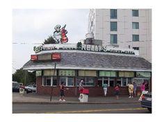 Kelly's Roast Beef, Revere Beach, Mass. Brings back childhood memories:)