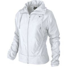 Nike Dri-FIT Women's Tennis Jacket ($45) ❤ liked on Polyvore