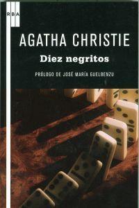 6.- Diez negritos de Agatha Christie con 100 millones de copias vendidas  Más información en http://www.imosver.com