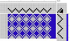 Kerstin's extras: On adding borders Weaving Patterns, Pattern Drafting, Hand Weaving, Doodles, Diagram, Ads, This Or That Questions, Weaving, Hand Knitting