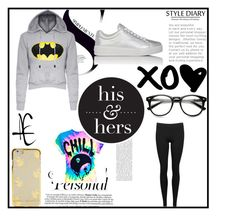 """""""batman"""" by fe007790-1 on Polyvore featuring beauty, Vince and Prada Sport"""