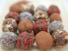 Superfood Balls Thumbnail