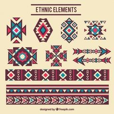 Ethnic Patterns, Loom Patterns, Textile Patterns, Embroidery Patterns, Tribal Pattern Art, Tribal Art, Native American Patterns, Native American Symbols, Viking Symbols