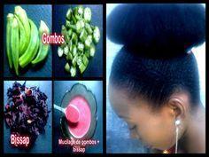 Du gel de gombo pour vos cheveux