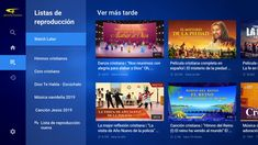 Logiciel de télévision gratuit pour regarder de riches films et émissions gospel Christian Films, Tv, Google Play, Music Videos, Channel, Cristiano, Believe In God, Software, Tvs