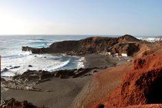 Una visión del Golfo (Lanzarote)