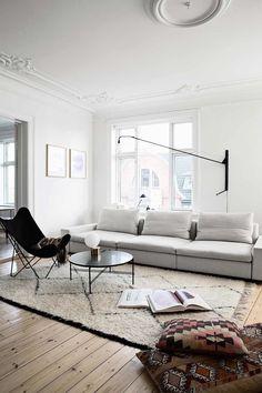 4 looks voor een woonkamer volgens de trends van dit najaar - Roomed