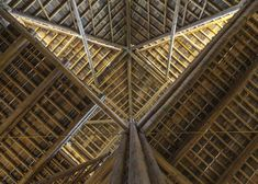 Vietnamese studio H&P Architects has built a prototype bamboo house designed to withstand floods up to three metres above ground