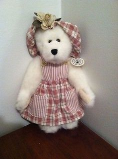 Boyds Bear Rosie B. Goodbear Country Clutter Exclusive