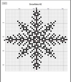 Free Cross Stitch Charts, Cross Stitch Cards, Cross Stitch Alphabet, Counted Cross Stitch Patterns, Cross Stitch Designs, Cross Stitching, Cross Stitch Embroidery, Crochet Snowflake Pattern, Crochet Cross