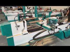 RS1530SA automatic cnc wood lathe with polishing function - YouTube Cnc Wood Lathe, Lathe Machine, Brush Cleaner, Cleaning, Youtube, Makeup Brush Cleaner, Home Cleaning, Youtubers, Youtube Movies