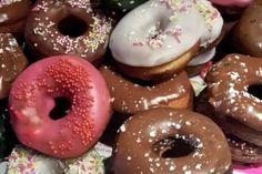 "Donuts "" Trop Bon"" au Thermomix"