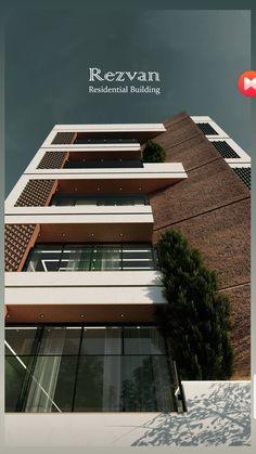 Arcade Architecture, Architecture Building Design, Brick Architecture, Building Facade, Facade Design, Architecture Details, Exterior Design, Luxury Homes Exterior, Modern Exterior