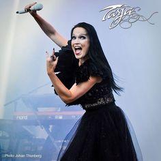 "Tarja Turunen live at ""Skogsröjet 2016"", Sweden, 06/08/2016 #tarja #tarjaturunen #skogsröjet PH: Johan Thunberg https://www.instagram.com/johantunb/"