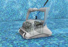 Gama de Limpiafondos Automáticos Dolphin Zenit para piscinas. Sistema de filtración doble. www.pepepool.com