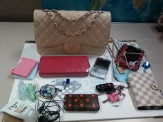 What's in your CHANEL bag today? Include pics! - Page 61 - PurseForum