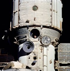 Space Station Mir  #space #station